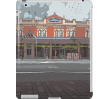Vincent Chambers red iPad Case/Skin
