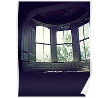 Window ~ Lillesden School Poster