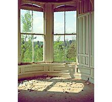 Window II ~ Lillesden School Photographic Print