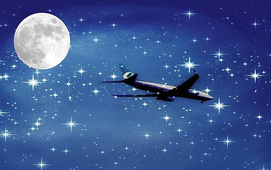 I'm leaving on a jet plane... ©  by Dawn M. Becker
