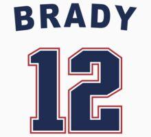 Tom Brady 12 Kids Clothes