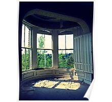 Window III ~ Lillesden School Poster