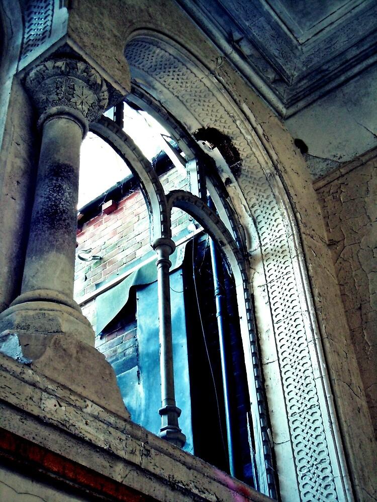 The Arch ~ Lillesden School by Josephine Pugh