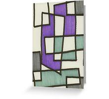 blocks-2011-05 Greeting Card