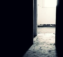 The Dark Room ~ Lillesden School by Josephine Pugh