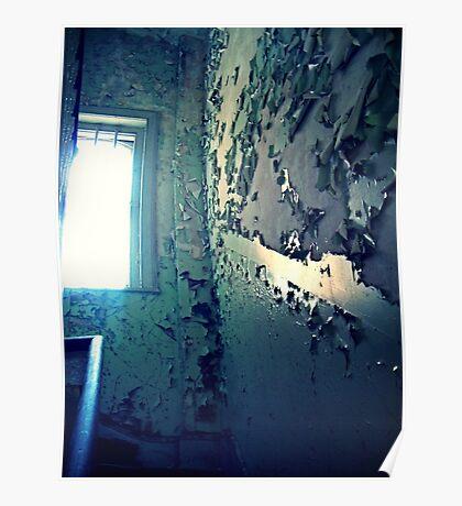 The Stairwell ~ Lillesden School Poster