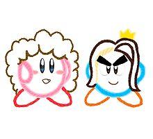 Kirby's Epic Yarn: Game Grumps by Berit Haugen