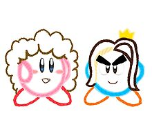 Kirby's Epic Yarn: Game Grumps by Berit Haugen