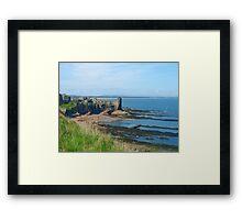 St. Andrews - Scotland Framed Print