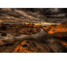 Storm Dells Photographic Print