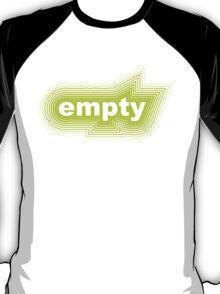 lime green empty T-Shirt