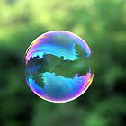 bubble by searchlight