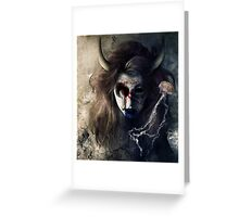 And Where is Your God? Greeting Card