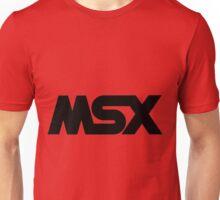 Msx Unisex T-Shirt