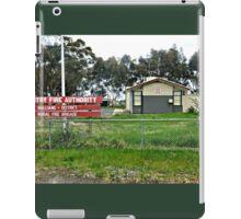 Balliang Rural Fire Brigade - Victoria iPad Case/Skin