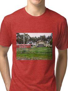 Balliang Rural Fire Brigade - Victoria Tri-blend T-Shirt