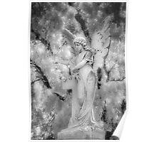Glow Angel Poster