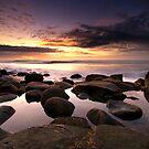 Manu Bay by Aaron Radford