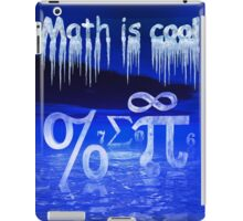 Math is Cool iPad Case/Skin
