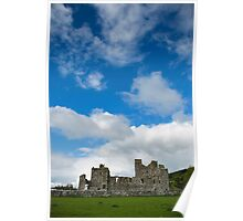 Fore Abbey, Westmeath, Ireland Poster