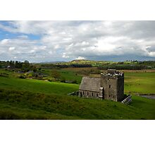 Anchorites Cell, Fore, Westmeath, Ireland Photographic Print