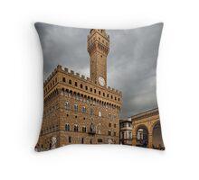 Firenze #2 Throw Pillow