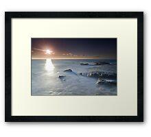 Alienscape Framed Print
