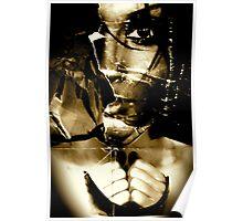 """Photo Montage #5""""Broken Dreams"""" Series. Poster"""