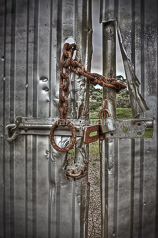 'Locked Out' by Mark Swain