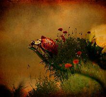 Out of the Flowers by Brenda Burnett