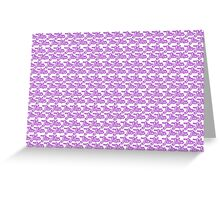 Jiu-Jitsu Purple  Greeting Card