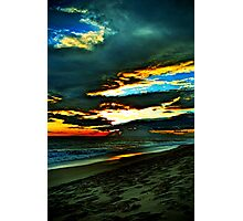 Loaded Sky Photographic Print