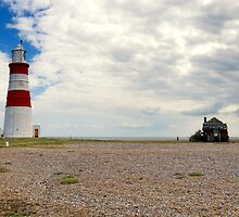 Lighthouse by Nigel Bangert