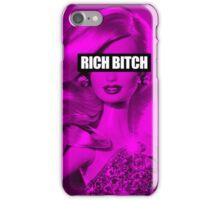 RICH B iPhone Case/Skin