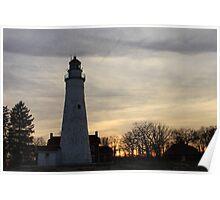 Fort Gratiot Lighthouse #2 Poster