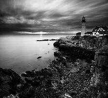 Portland Head Lighthouse by Moe Chen