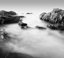 Marginal Way Seascape by Moe Chen
