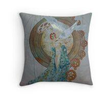 Eternally Ravenous - Reconciliation Throw Pillow