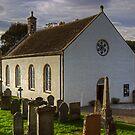 Ineravon Parish Church by Jamie  Green