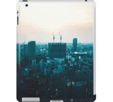 Osaka morning iPad Case/Skin
