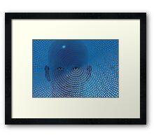Digital Vision Framed Print