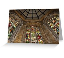 ~ Lady Chapel ~ Greeting Card