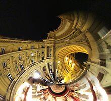 """Freedom Door by Antonello Incagnone """"incant"""""""