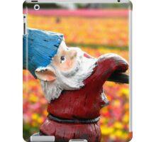 Gnome View I iPad Case/Skin