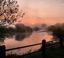 Riverside Walk by Simon Pattinson