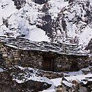 High pasture hut by Philip Alexander