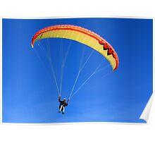 Paraglider 1 Poster