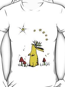 Jackalope Night T-Shirt