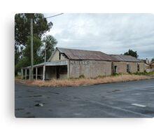 Hazells General Store, Gooloogong, NSW Canvas Print