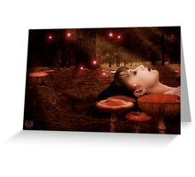 Sweet Dreams are made of These... Greeting Card
